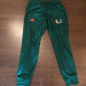 7b9e71975acbc Women's Miami Hurricanes Pants on Poshmark